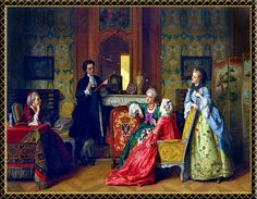 Jean Carolus. A Reading from Moliere