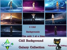 ****Please NOTE this is NOT A POSE this is the background of the CAS****  Found in TSR Category 'Sims 4 Mods'