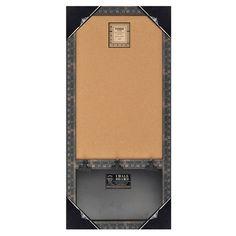 "Wood Framed Wall Message Cork Board & Chalk Bulletin Board 17"" Wide 33 – lightaccents.com"