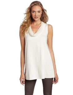 Only Hearts Women's So Fine Cowl Tunic for $102.00