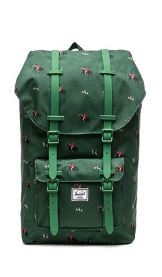 Horse embroidered Hershel backpack