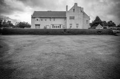the hill house by mackintosh, scotland