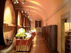 Villa Medicea La Ferdinanda The wine place