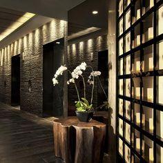 elevator lobby | qin spa at four seasons shanghai four seasons hotels resorts date ...