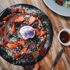 Ricotta Hot Cake Photo: Meyvi Widelia Geeska