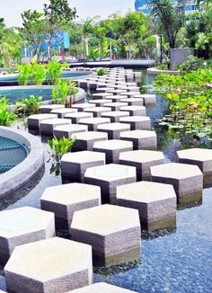 35 Creative Backyard Ideas For Landscape Architecture Inspirations - Modern Architecture Landscape Architecture Design, Landscape Plans, Garden Landscape Design, Landscape Designs, Urban Landscape, Residential Architecture, Modern Architecture, Ancient Architecture, Architecture Portfolio
