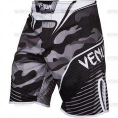 Fight short venum camo hero noir en vente dans la boutique boxing-shop