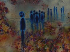 The Outsider by Donna Williams...look for book Drawing Autism/by Jill Mullin