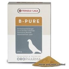 Versele Laga Oropharma B-Pure Pigeon Supplement 500g Vesele-Laga Oropharma B-Pure is a top quality dried…