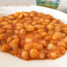 Baked Beans, Chana Masala, Allrecipes, Tostadas, Tasty, Meals, Baking, Vegetables, Healthy