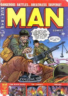 Man Comics #12
