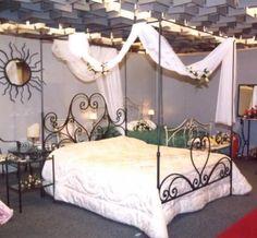 ► LETTI in Ferro Battuto → Made in Italy con Realizzazioni Personalizzate! Spedizioni Gratis in Italia! info@martelliferrobattuto.com Via Rapezzi 21..Prato..0574 32382  #ferrobattuto #ferro #specchio #letto #Martelli #artigianato #fattoamano #madeinitaly #spedizioniintuttoilmondo #arredamento #casa #interni #architettura #architecture #style #design #interior #home #homedecor #homedesign #furniture #wroughtiron #iron #bed #handicrafts #Italy #handmade #shippingthroughtworldwide Wrought Iron Beds, Outdoor Furniture, Outdoor Decor, Php, Design, Home Decor, Style, Portion Plate, Italy