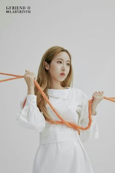 Photo album containing 86 pictures of GFRIEND Gfriend Album, Sinb Gfriend, Gfriend Sowon, Korean Girl Groups, South Korean Girls, Extended Play, Photo Images, Fandom, Love U Forever