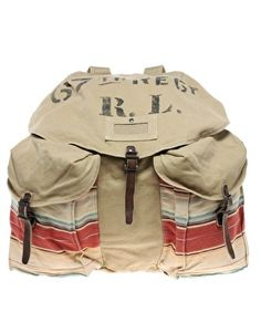 Enlarge Denim & Supply By Ralph Lauren Jungle Backpack