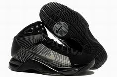 For Wholesale Nike Kobe Hyperdunk TB Black DimGray Black Mens Basketball shoe  324820 020 Shoes