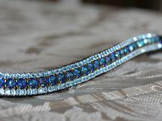 Equiture - Bermuda blue and aqua browband, £43.00 (http://www.equiture.biz/bermuda-blue-and-aqua-browband/)