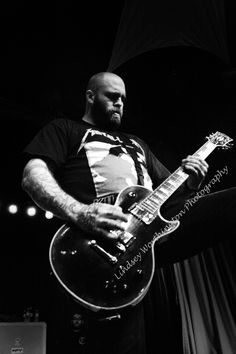 Band photography, Every Time I Die