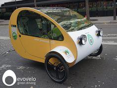 El vehículo solar a bajo precio de Evovelo