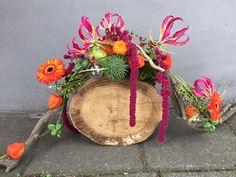 workshop herfstcreatie karin van sleeuwen Bloemen