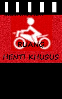 RHK (Ruang Henti Khusus) Sepeda Motor