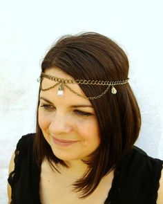 Hey, I found this really awesome Etsy listing at https://www.etsy.com/listing/108925334/maiden-fair-headpiece-antiqued-brass