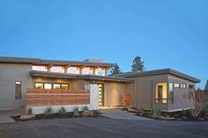 #modern #houseplan 892-14  #dwell #residence #design