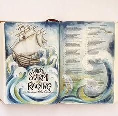 Image result for instagram bible journaling