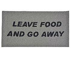 Capacho leave food - mist