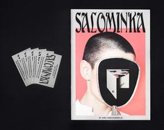 "Check out this @Behance project: ""Salominka"" https://www.behance.net/gallery/37505849/Salominka"