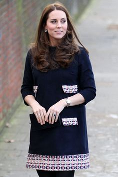 The Duchess of Cambridge was due to attend in the autumn but had to cancel [Rex]