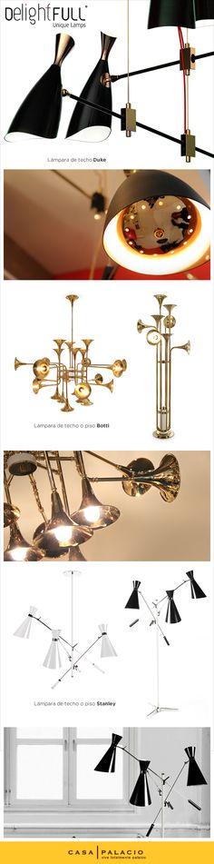 #Delightfull combina un diseño de alta calidad con trabajo artesanal para crear #lámparas únicas.