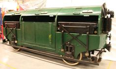 Our 1927 Mail Rail car, which will be one of many attractions at the Fawley Hill Steam and Vintage Transport Weekend, Henley-on-Thames, 17-19 May 2013.