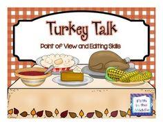 thanksgiving turkey essay
