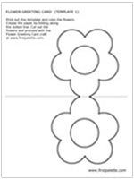Flower petal templates This is your index.html page