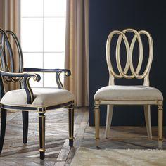 Modern History Home Milan Dining Chair @Layla Grayce