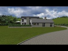mod068 Old Cottage, Bedroom With Ensuite, Indoor Outdoor Living, Open Plan Living, Types Of Houses, New Builds, Ground Floor, Modern Farmhouse, Bungalow