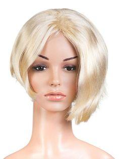 "https://11ter11ter.de/17382635.html Bob Perücke ""High Society"" für Erwachsene #11ter11ter #fasching #karneval #haare #perücke #blond #bob #woman"