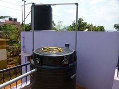 Picture of Constructing a Medium Sized Biogas Plant Using Kitchen Waste
