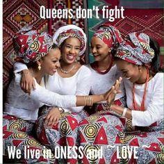 Hebrew Israelite Women in Oness
