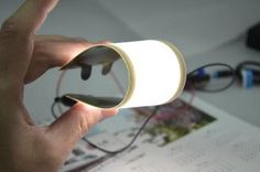 LG Chem launches 55lm/W Bendable and 80lm/W Rigid OLED light panels during second half | lighting.eu