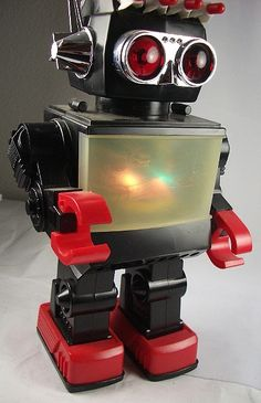 We have this robot - love it.