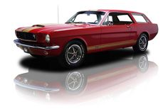1965 Ford Mustang station wagon - Wow.  Another one I don't remember but wish I did.