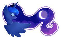 Luna, Princess of the Night (1) by Kiyokirakira