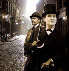 Sherlock Holmes, TV serie 1984