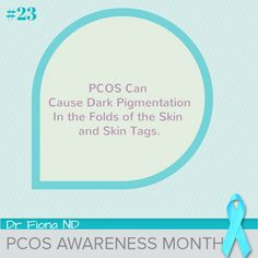 Day of PCOS Awareness month. PCOS can cause dark pigmentation of the skin, known as acanthosis nigricans, and skin tags. Progesterone Deficiency, Pcos Awareness Month, Acanthosis Nigricans, Polycystic Ovary Syndrome, Ovarian Cyst, Gestational Diabetes, Abdominal Muscles, Endometriosis