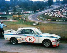 Brain Miur BMW 3.0 CSL Brands Hatch 1973