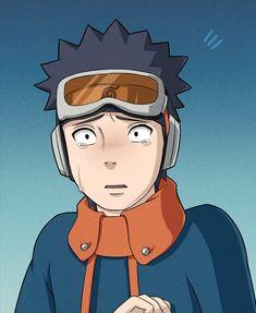 Expression Challenge - Obito by NessaSan Naruto Kakashi, Anime Naruto, Naruto Show, Naruto Cute, Naruto Series, Naruto Shippuden Sasuke, Otaku Anime, Naruto Shippuden Characters, Anime Characters