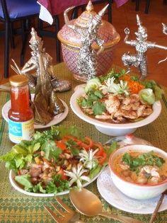 Thai food thai