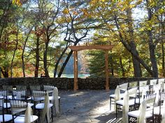 Ceremony at Big Canoe lakeside Canoe Wedding, Wedding Bells, Dream Wedding, Wedding Day, Wedding Dreams, Wedding Locations, Wedding Vendors, Weddings, Georgia Wedding Venues