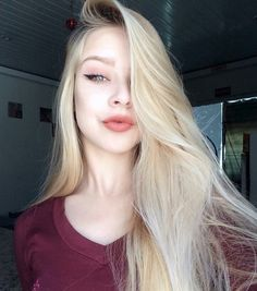 40 natural looking shades of blonde hair colors 24 Blonde Hair Shades, Blonde Hair Looks, Side Part Hairstyles, Aesthetic Girl, Girl Face, Pretty Face, Pretty People, Hair Inspiration, Hair Beauty
